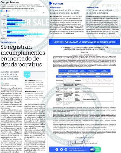 publicar edicto licitacion en mexico