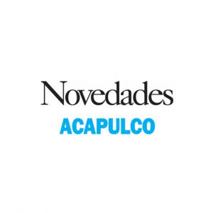 publicación en periódico de guerrero novedades acapulco